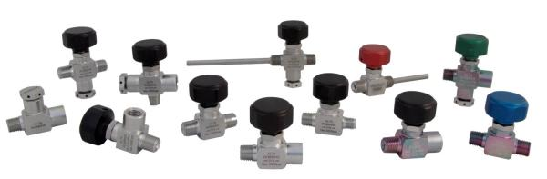 Alta Robbins 314 Series Sample Cylinder Valves